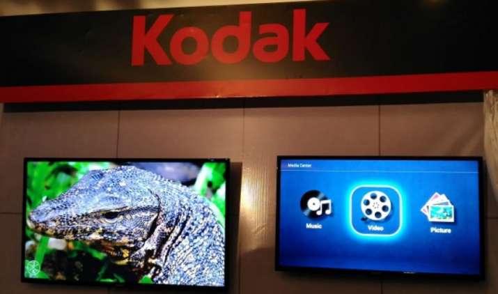 कोडक ने भारतीय बाजार में लॉन्च किया 55 इंच का स्मार्ट टीवी, कीमत 43990 रुपए- IndiaTV Paisa