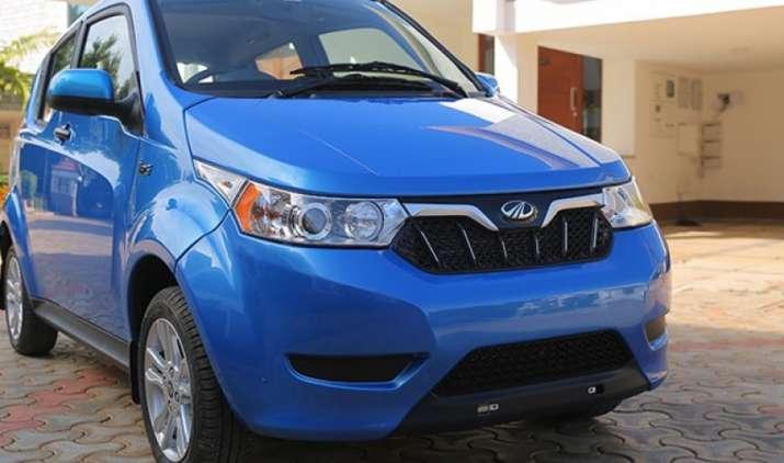महिंद्रा लॉन्च करेगी दो नए इलेक्ट्रिक वाहन, ईईएसएल की दूसरे दौर की बोली में भाग लेने पर अभी नहीं लिया निर्णय- IndiaTV Paisa