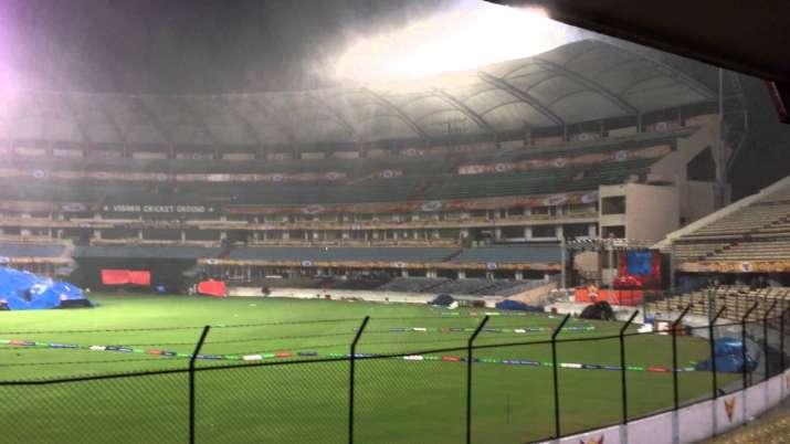 Rajiv Gandhi International cricket Stadium, hyderabad- Khabar IndiaTV