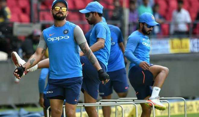 team india practice- Khabar IndiaTV