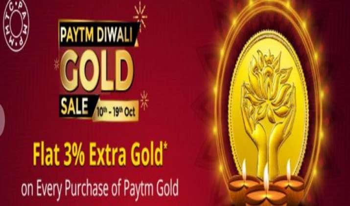 Paytm Gold पर सोना खरीदने में फायदा, हर खरीद पर मिल रहा है 3% फ्री गोल्ड- IndiaTV Paisa