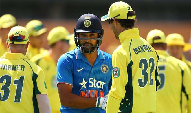 india vs australia- Khabar IndiaTV