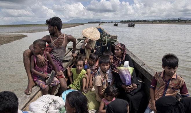 Rohingya Refugees- Khabar IndiaTV