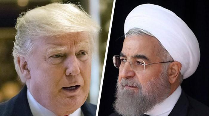 Rouhani-Trump- India TV