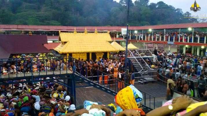 SabariMala-Temple- Khabar IndiaTV