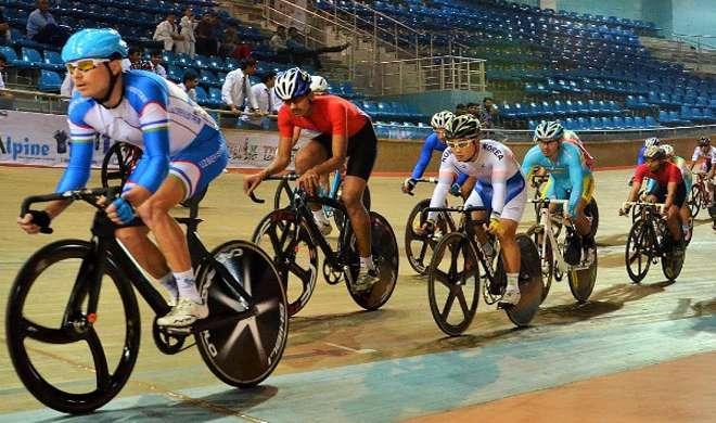 More medals added to Indian tally at Track Asia Cup- Khabar IndiaTV