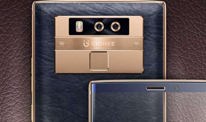 Gionee ने एक साथ लॉन्च किए 6 शानदार स्मार्टफोन, एक लग्जरी स्मार्टफोन 21 कैरट गोल्ड से है लैस- India TV Paisa