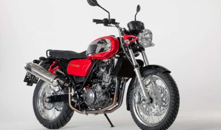 Image result for भारत आ रही है Jawa Motorcycle