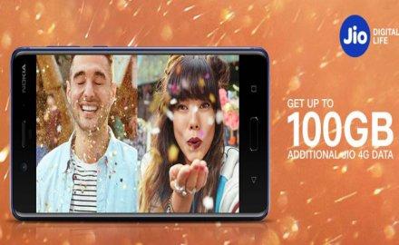 Jio ने Nokia के साथ किया करार, इस फोन पर देगा 100 जीबी 4जी डाटा फ्री- India TV Paisa