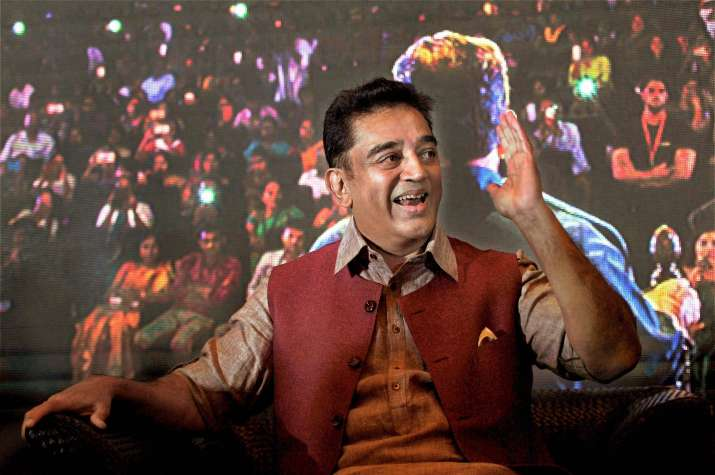 KAMAL HASSAN POLITICAL PARTY- India TV