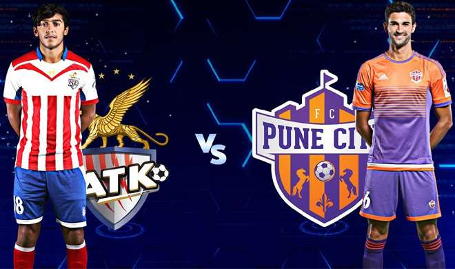 ATK are back in the City of Joy to host FC Pune City in...- Khabar IndiaTV