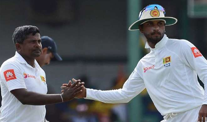 Sri Lanka have lost Rangana Herath for the crucial third...- Khabar IndiaTV
