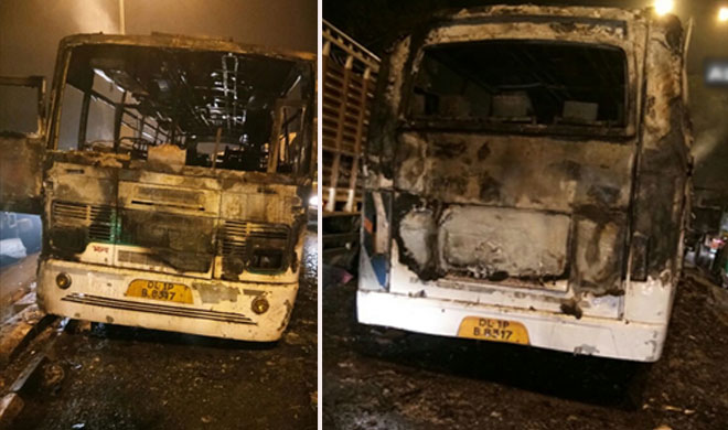 delhi bus- Khabar IndiaTV