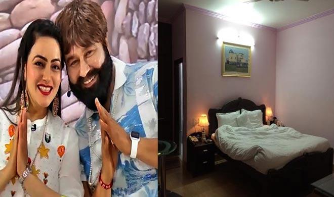honeypreet and ram rahim- India TV