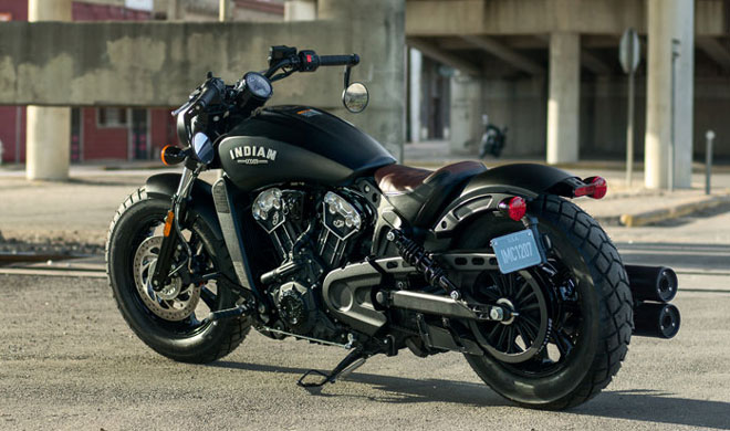 Indian Scout Bobber- Khabar IndiaTV