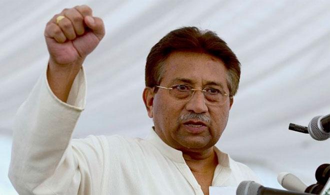 Pervez Musharraf | AP Photo- India TV