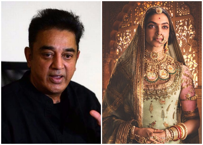 kamal hassan on padmavati- India TV