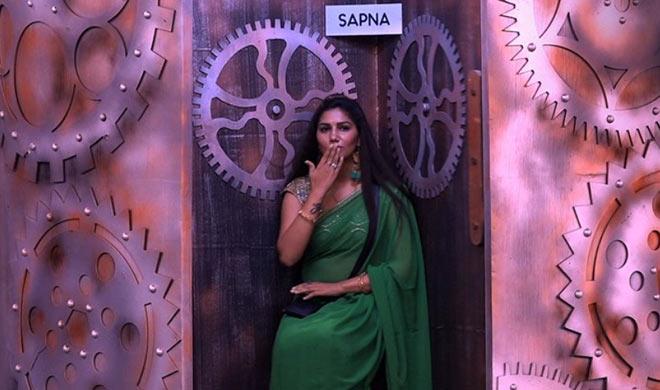 sapna choudhary- Khabar IndiaTV