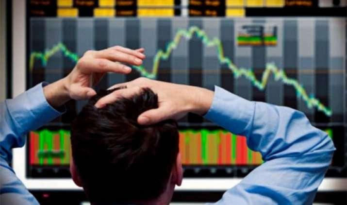 नोटबंदी की सालगिरह पर शेयर बाजार में आई गिरावट, सेंसेक्स घटकर 33,218.81 पर बंद हुआ- India TV Paisa