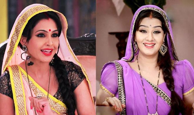 shubhangi and shilpa- India TV
