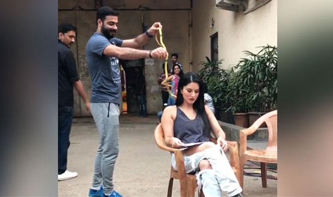 sunny leone- Khabar IndiaTV