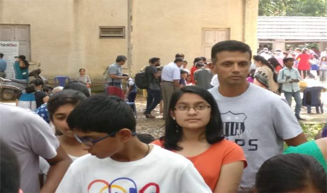 Rahul Dravid- Khabar IndiaTV