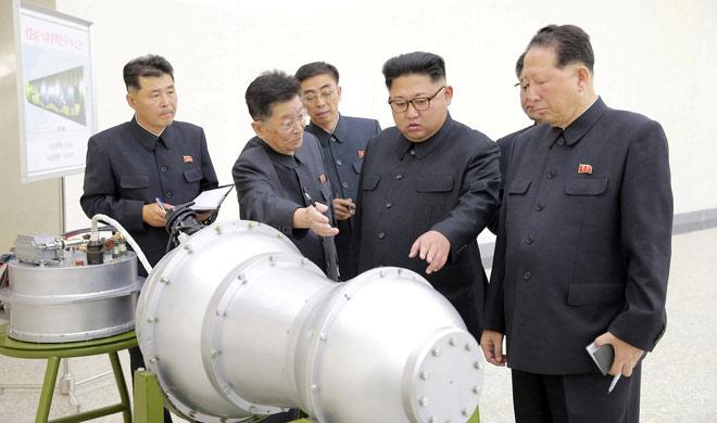 North Korea again fired ballistic missile- Khabar IndiaTV