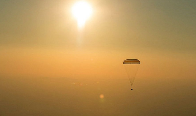 NASA has successfully tested the parachute for the Mars...- India TV