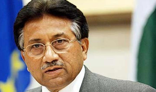Parvez Musharaff says I am the biggest supporter of...- Khabar IndiaTV