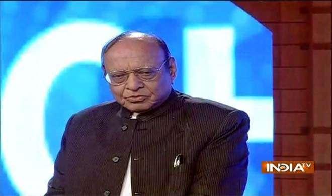 Shankar Singh Vaghela- India TV