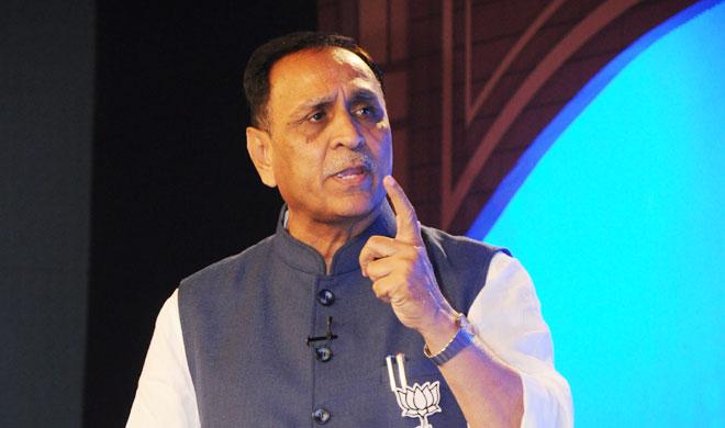 Gujarat CM Vijay Rupani- India TV