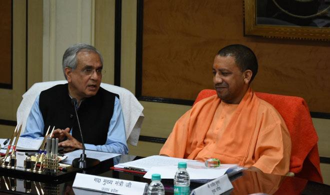yogi adityanath- India TV