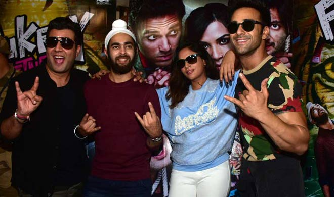 Fukrey Returns- Khabar IndiaTV