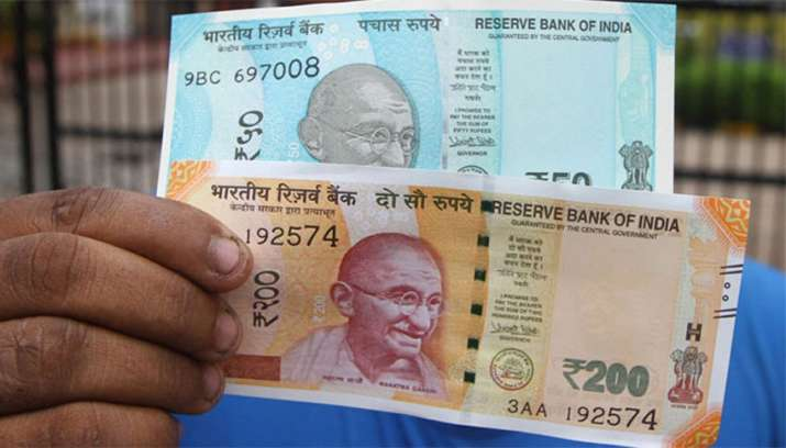 Rs.200 and Rs.50 Note- IndiaTV Paisa