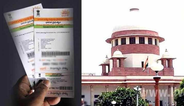 Aadhaar-Supreme-Court- Khabar IndiaTV