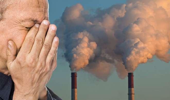 air pollution- Khabar IndiaTV