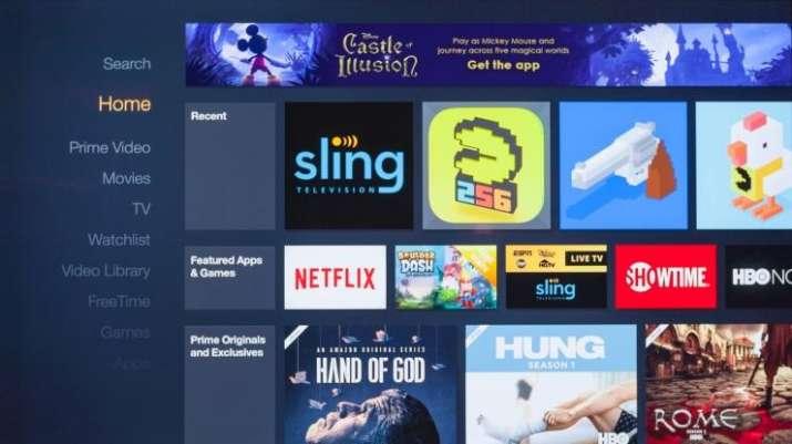 Amazon Fire TV- India TV Paisa