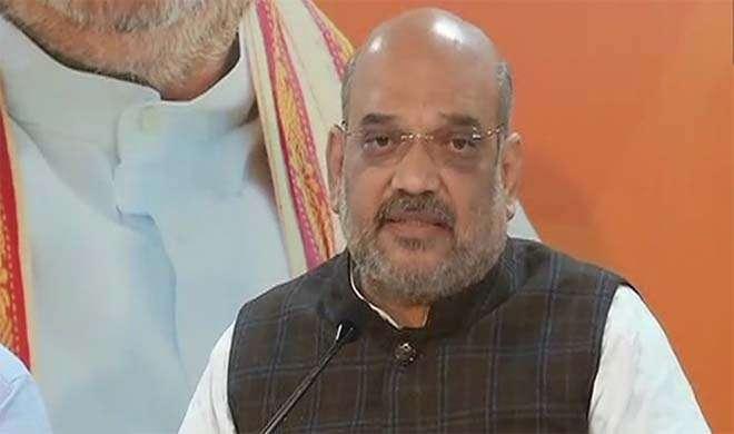 Amit Shah - Khabar IndiaTV