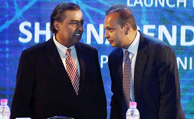 Anil and Mukesh Ambani- India TV Paisa