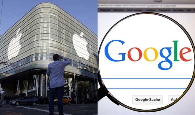 Apple/Google- India TV