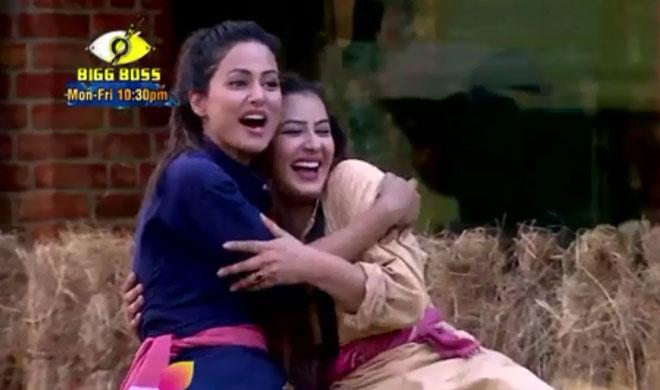 hina shilpa bigg boss 11- India TV