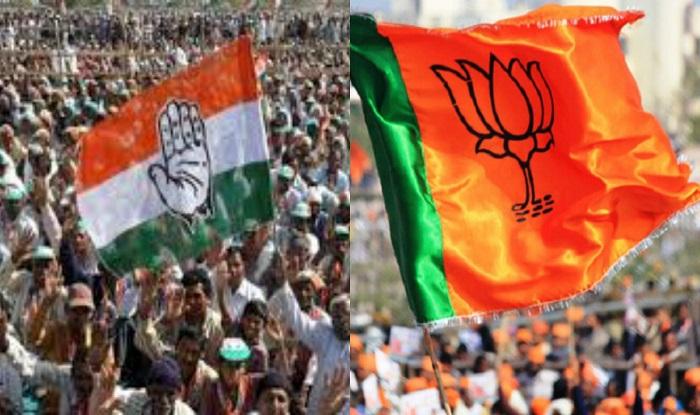 Congress-BJP- Khabar IndiaTV