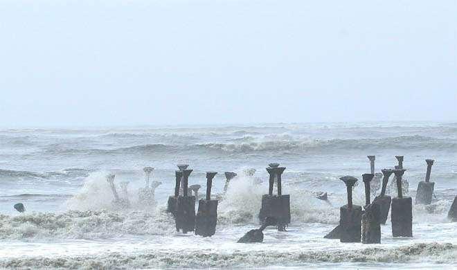 cyclone - Khabar IndiaTV