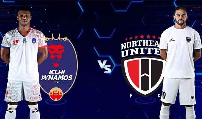 Indian Super League: Delhi Dynamos vs NorthEast United FC- India TV