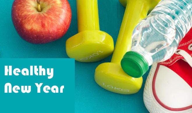 Healthy new year- India TV