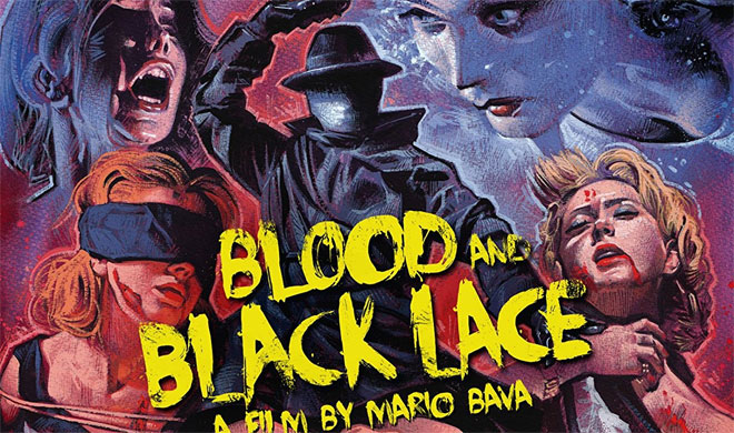 Blood and Black Lace poster- Khabar IndiaTV