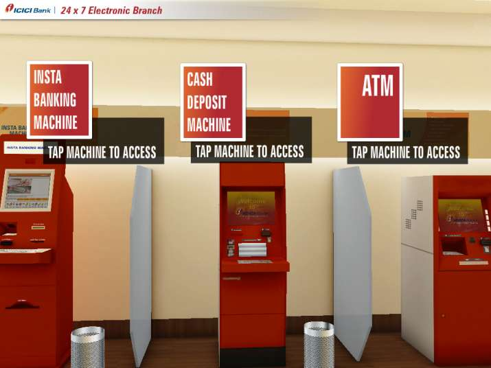 ICICI ATM- IndiaTV Paisa