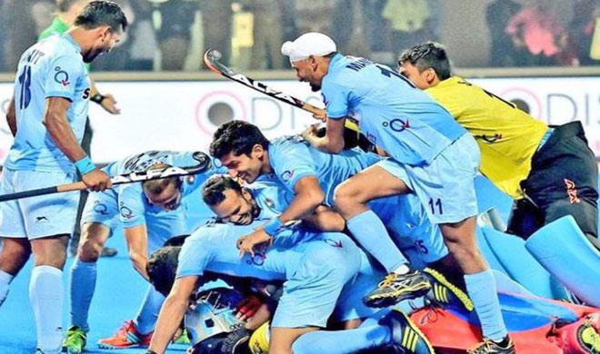 india beat german- India TV