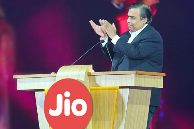 Reliance Jio - India TV Paisa