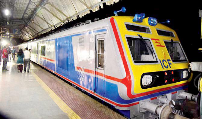 Mumbai_gets_first_AC_local_train- India TV